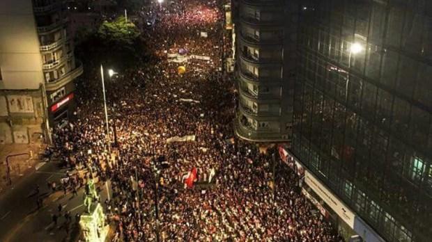 11_marcha-8-marzo-montevideo, Uruguai